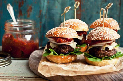 Club300 Sliders | Burgers | Bowling | Bistro